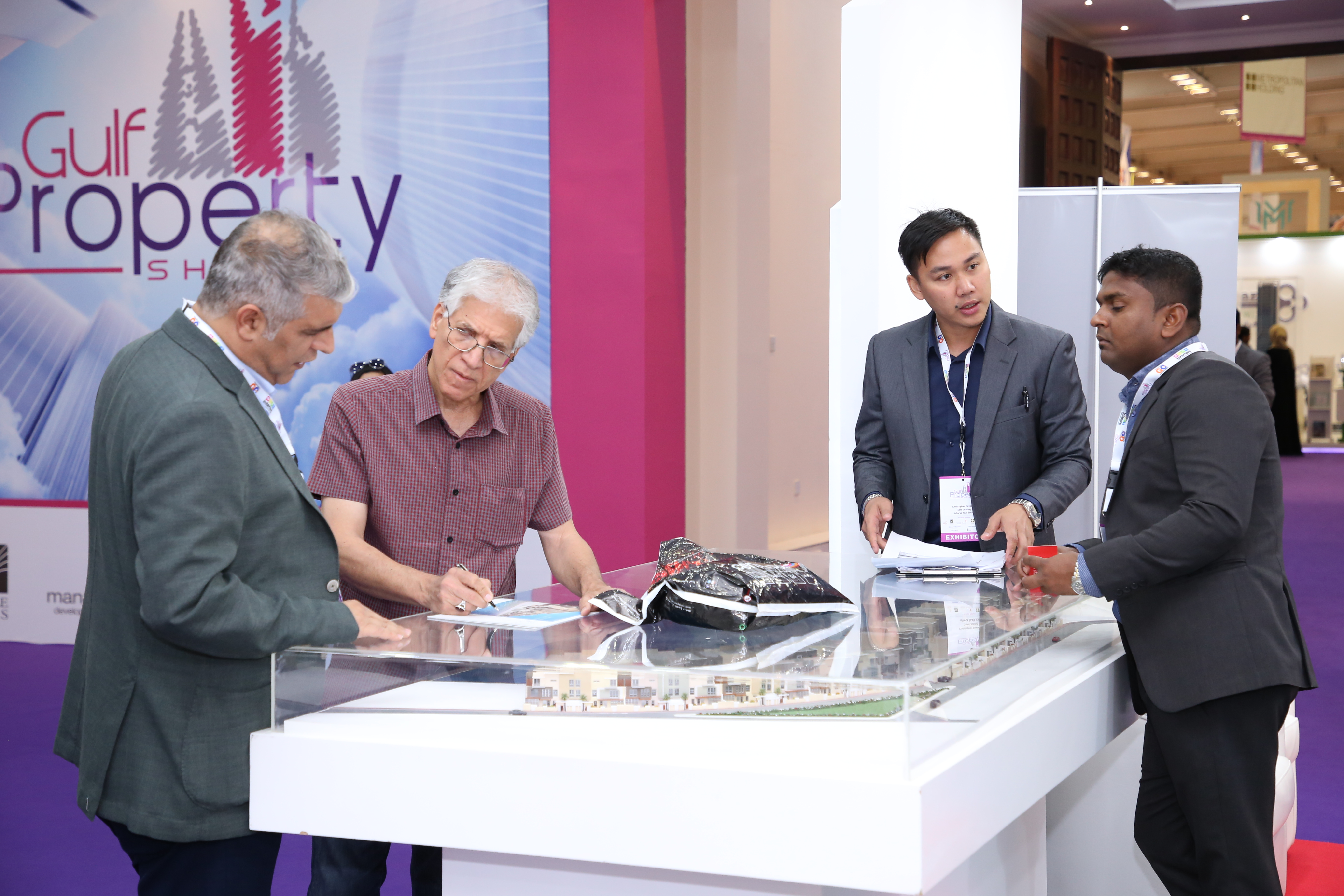 Gulf Property Show 2018 Opens